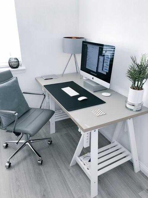 Bricoler le bureau à domicile idéal