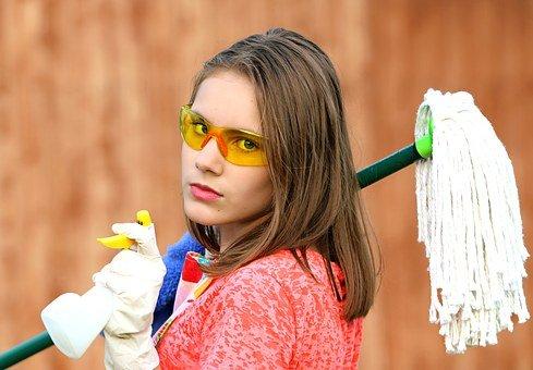 Conseils fantastiques de nettoyage de la maison pour les femmes occupées