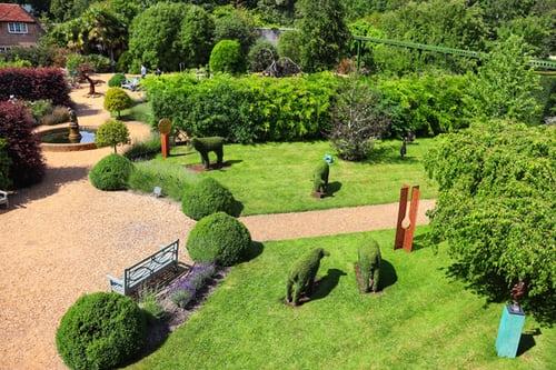 Donnez à votre jardin la touche de luxe
